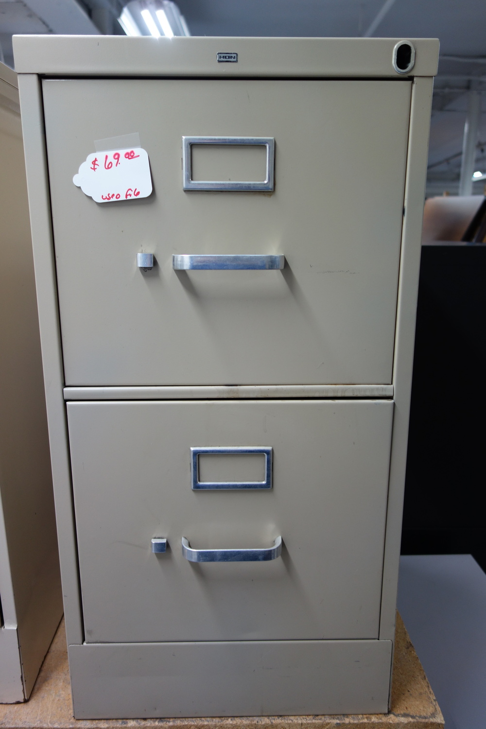 2 Drawer - $69     Many 2 Drawers, Letter OR Legal in stock