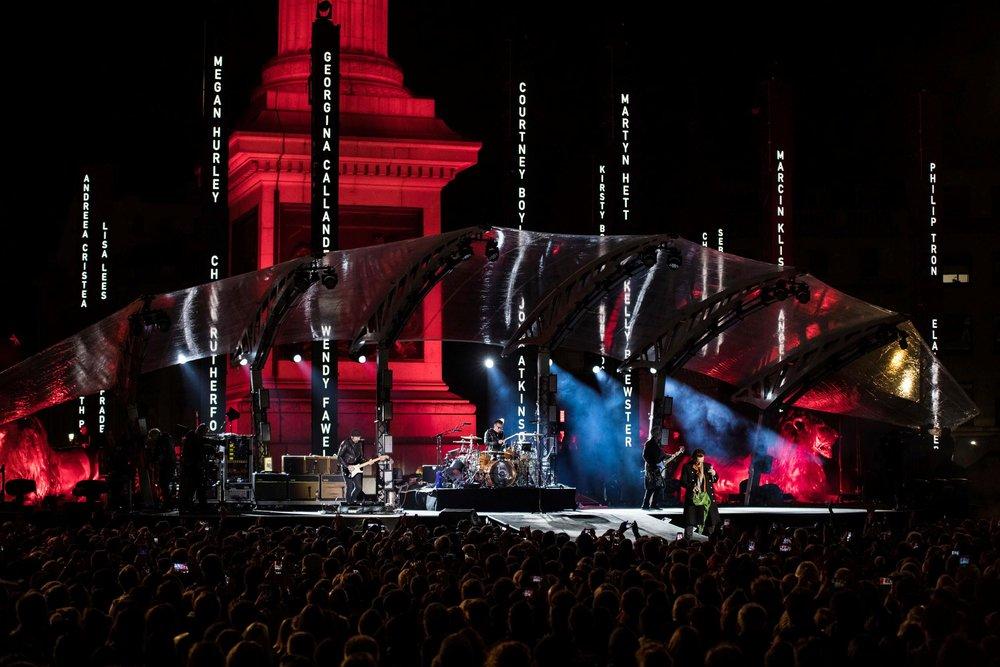 U2 - MTV Europe Music Awards