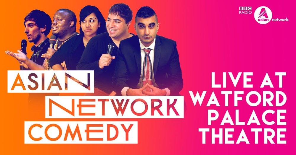 Asian comedy shows