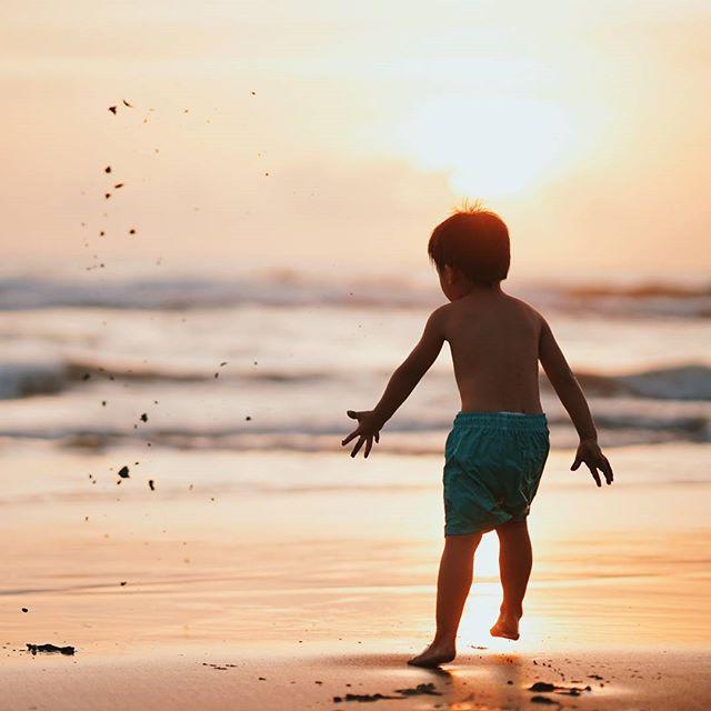 Anak pantai @jovanlims #limsadventurebali
