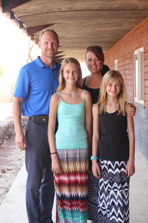 Wayne Costley and Family :: Headmaster