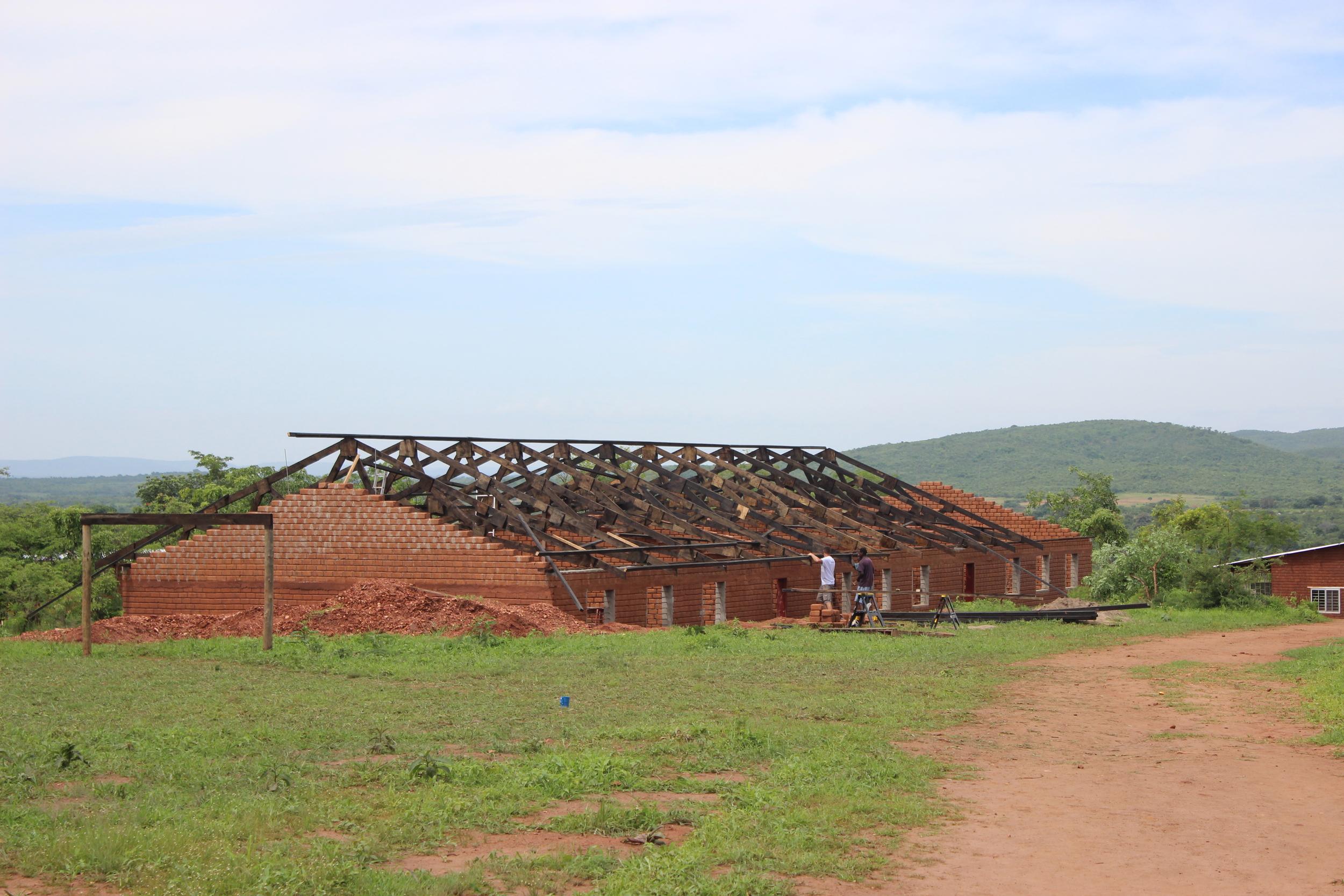 Grade 1-3 building
