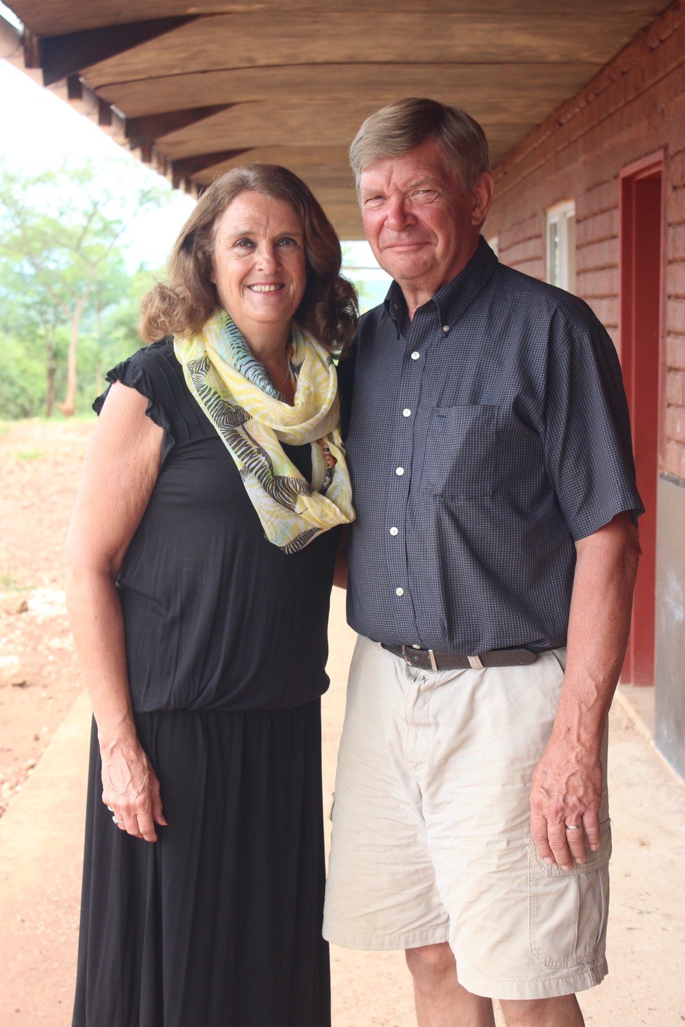Bob and Barb Miedema :: Operations Manager