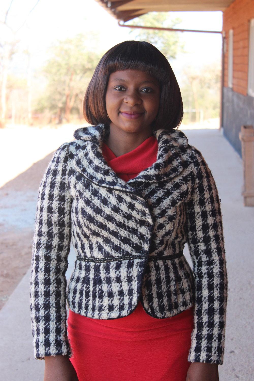 Anna Tembo :: Grade One Teacher
