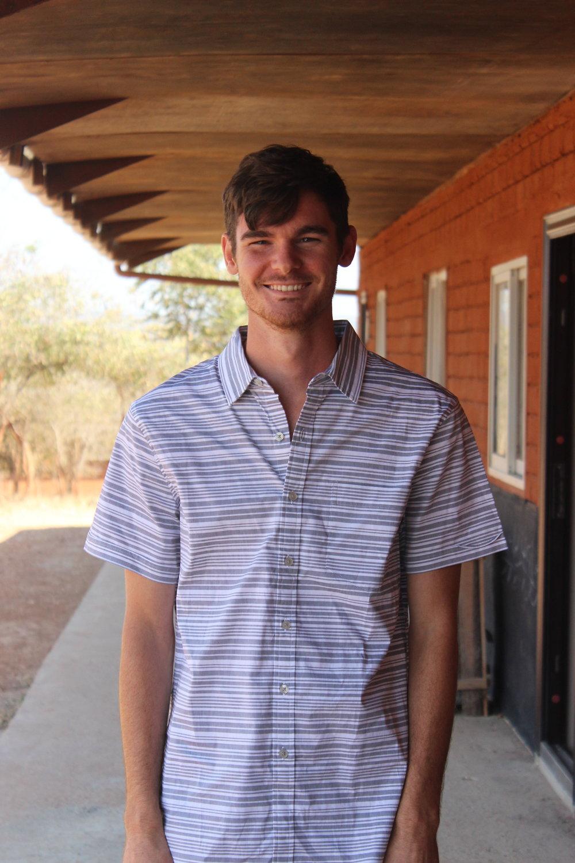 Isaac Walden :: Communications Coordinator