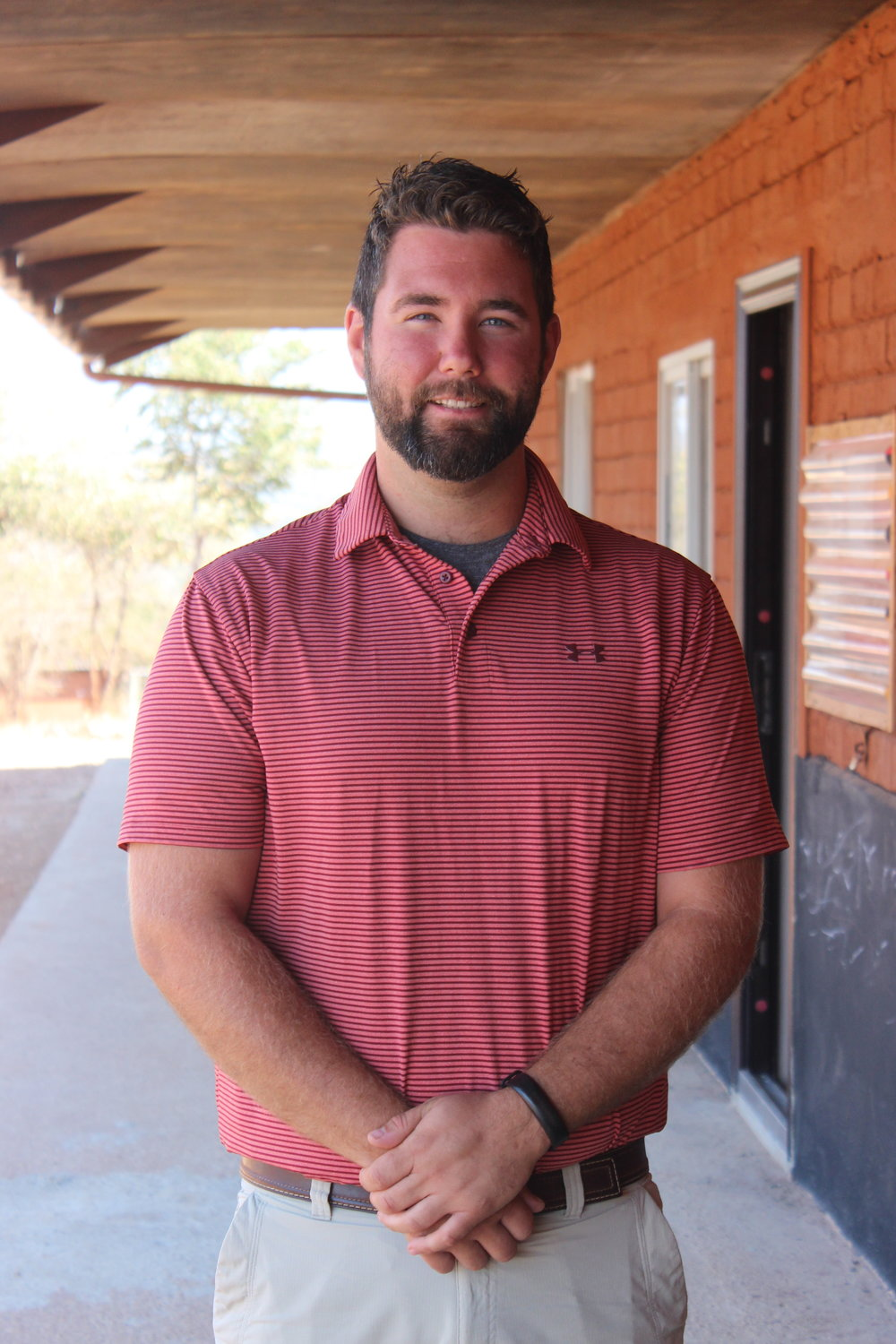 Jim Lefebre :: Facilities and Site Manager