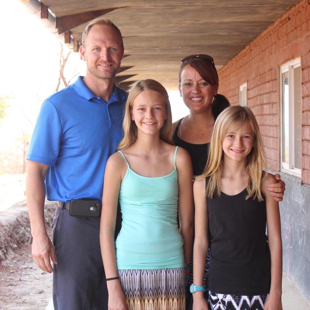 Wayne Costley and Family - HeadmasterFollow the Costleys' Blog