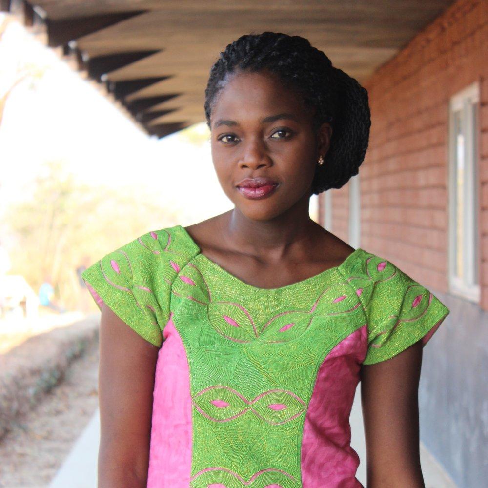 Phillipa Mwewa - Grade 5 Teacher