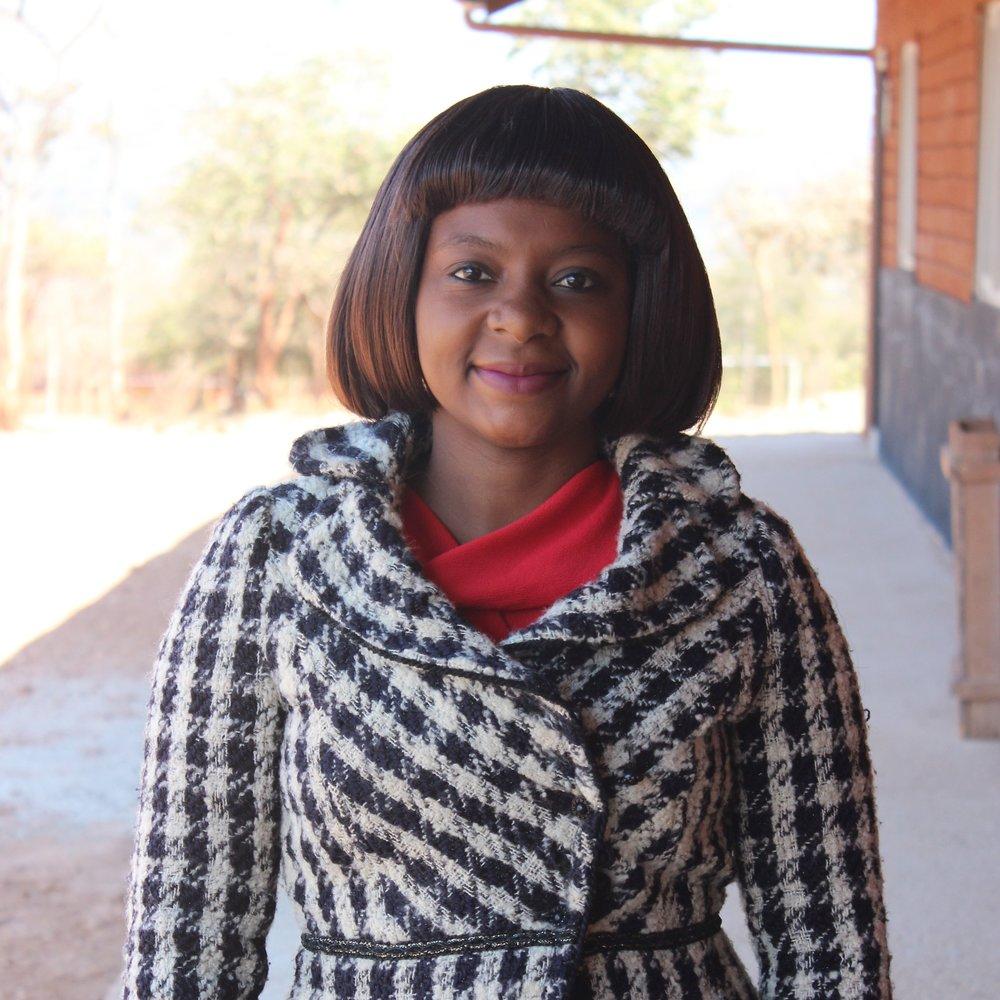 Anna Tembo - Grade 1 Teacher