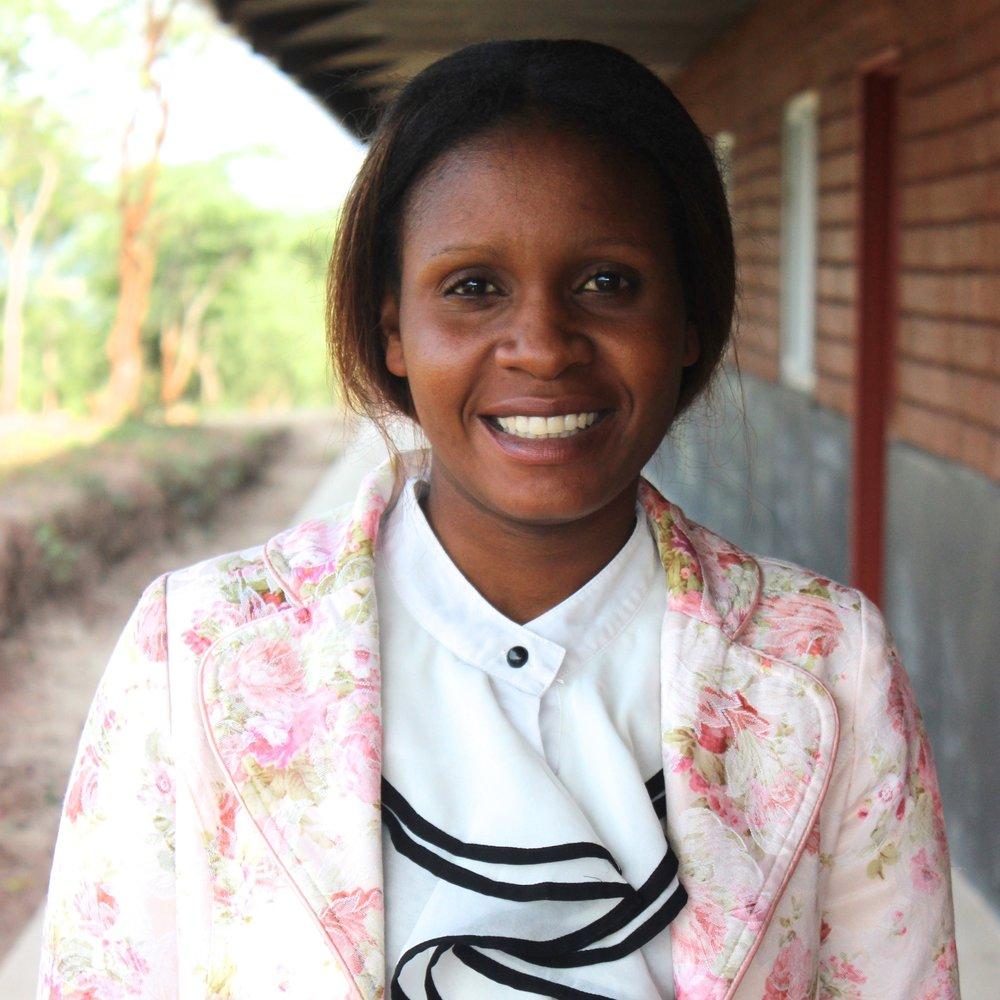 Gloria Lunkuntwe - Kindergarten Teacher