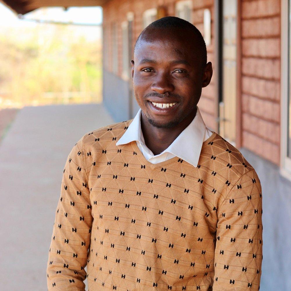 Raphael Sinkamba - Grade 4 Teacher