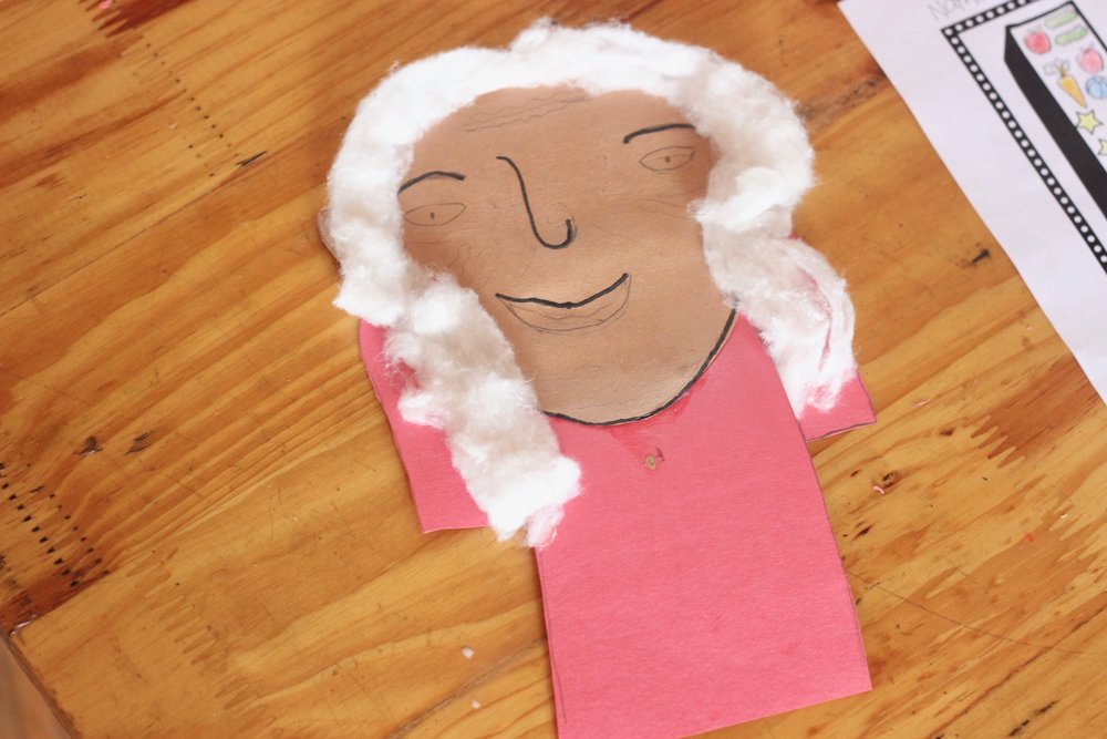 Grade 4 made 100 year-old people.