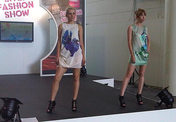 FESPA Fashion Show 2011