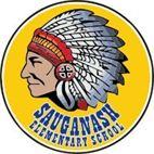 Sauganash Elementary School logo