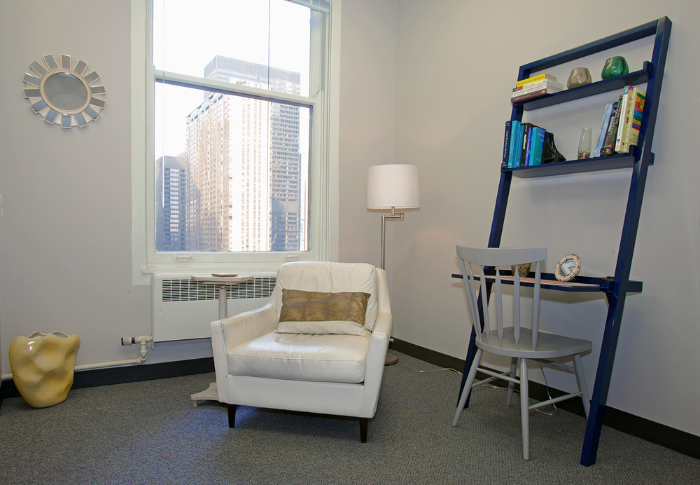 Therapy and Consult Office - Downtown Chicago (The Loop)