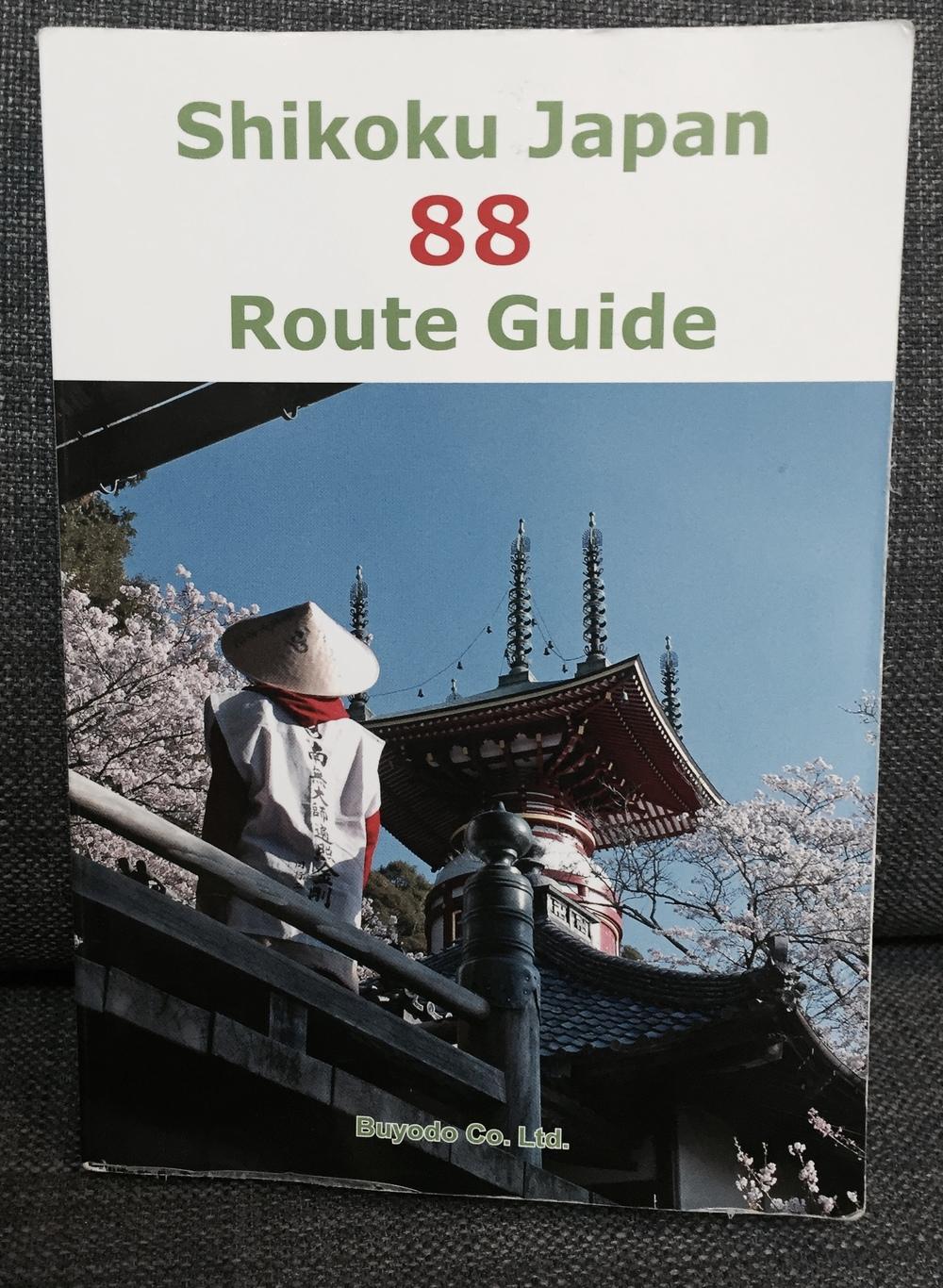 Shikoku Japan Route Guide