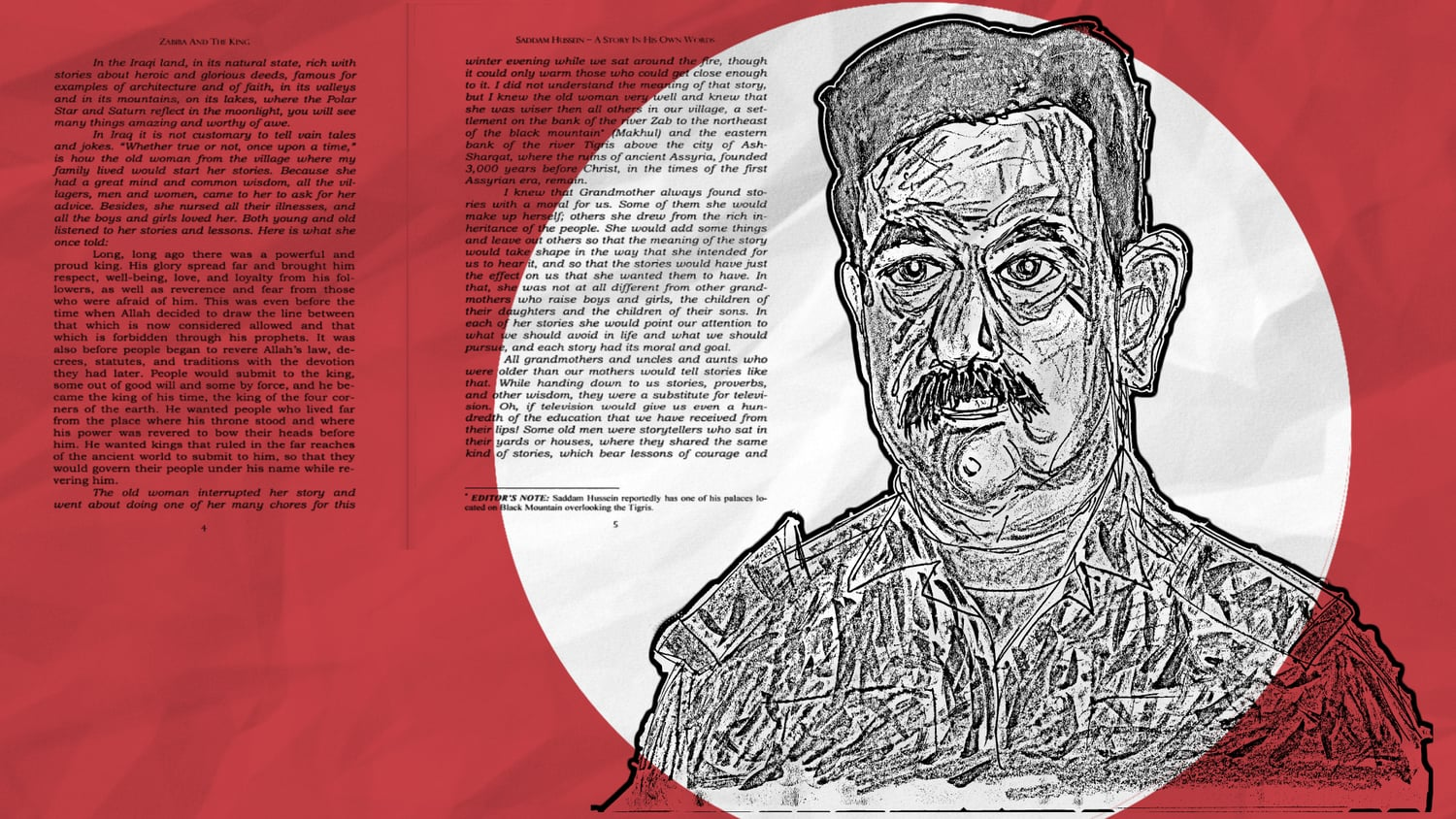 Saddam's Poetry — Make Your Own Rabbit Hole