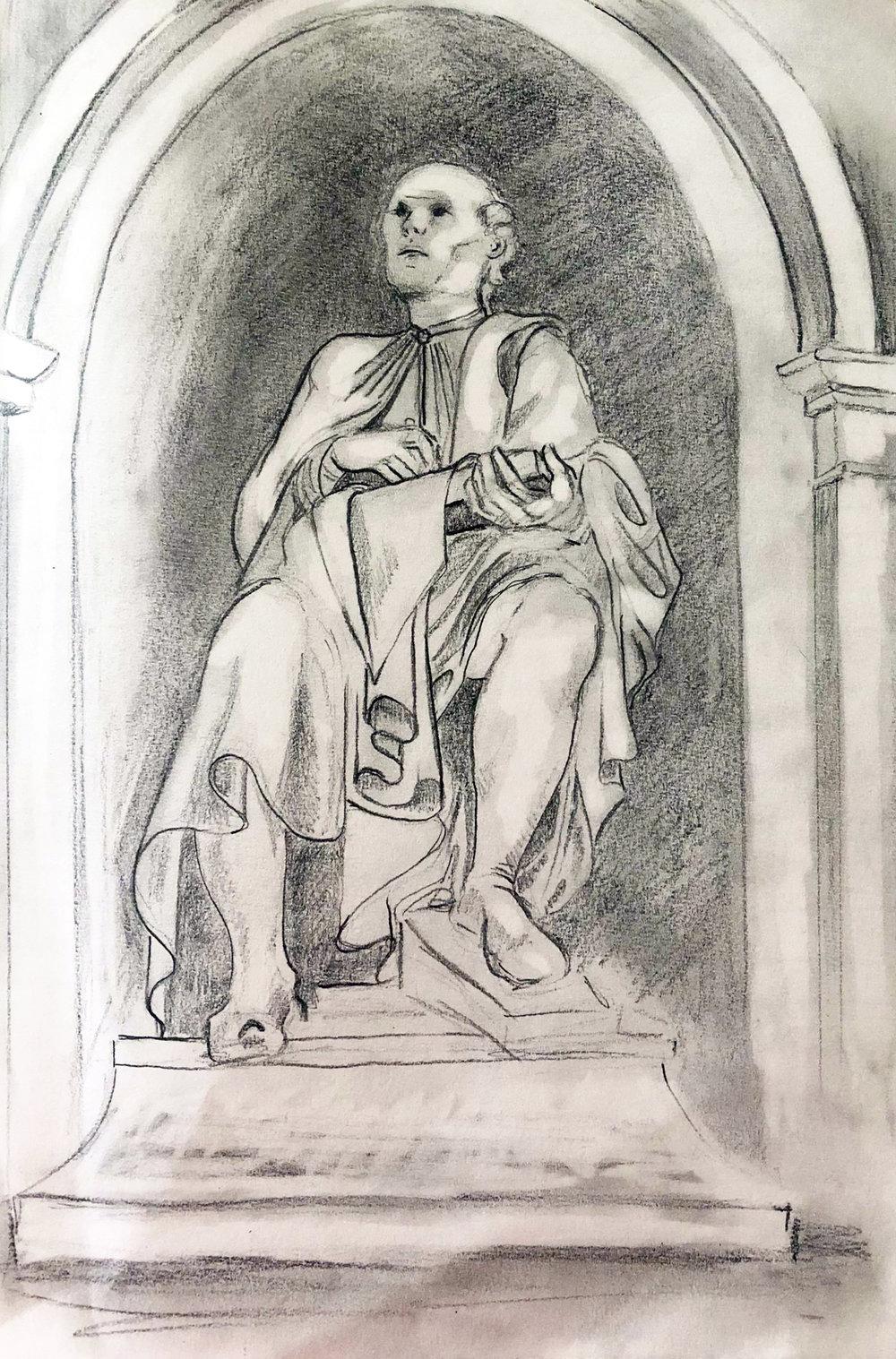 Duomo Sketch