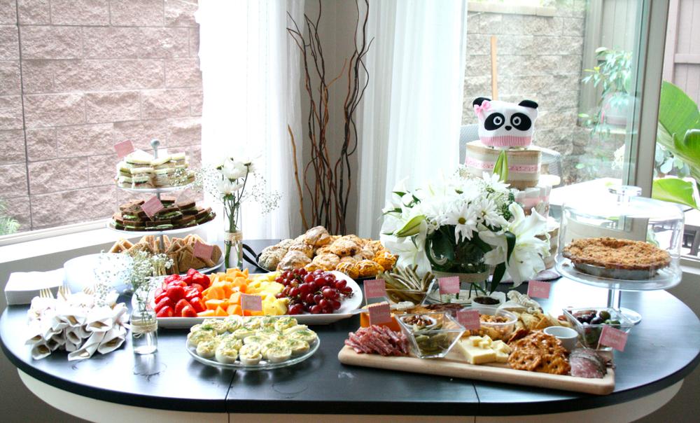 Amazing spread | High tea theme was perfect!