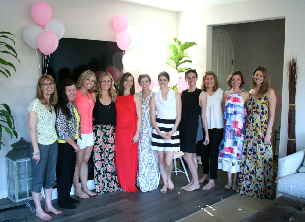 So much love for all these ladies!