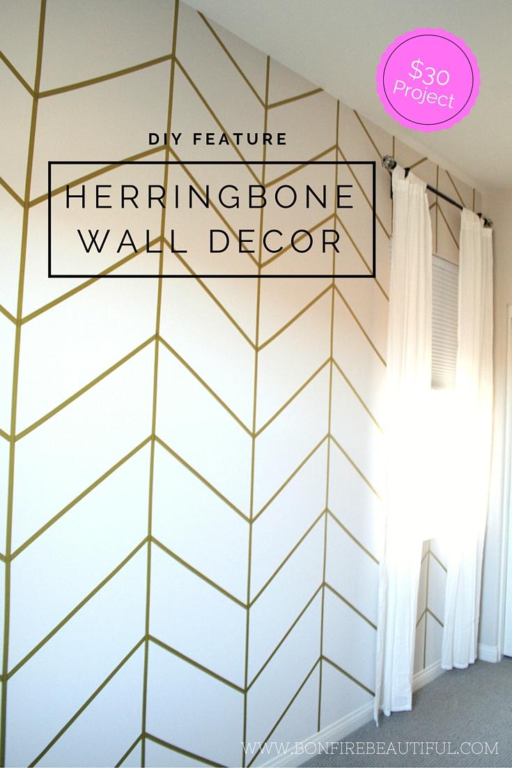 herringbone-wall-wallpaper-diy