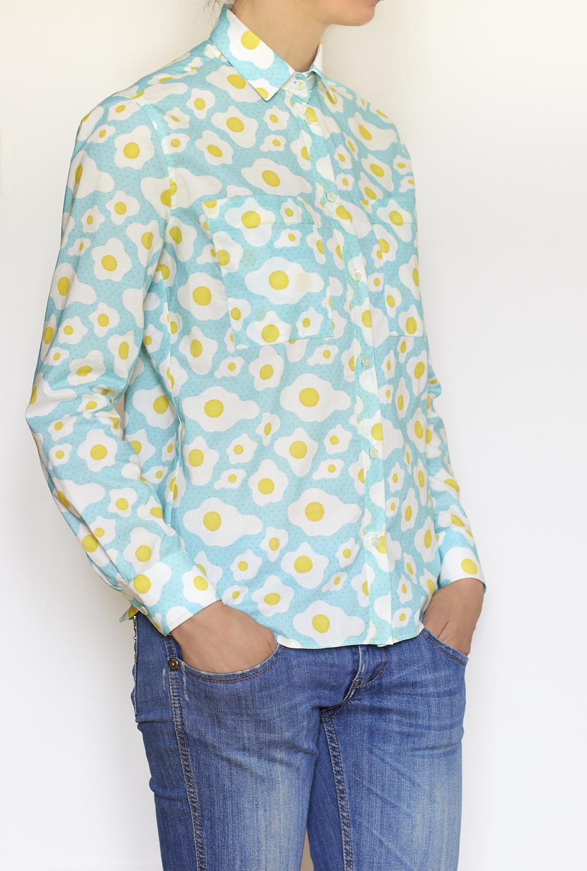 Sprout Patterns Grainline Studio Archer Shirt