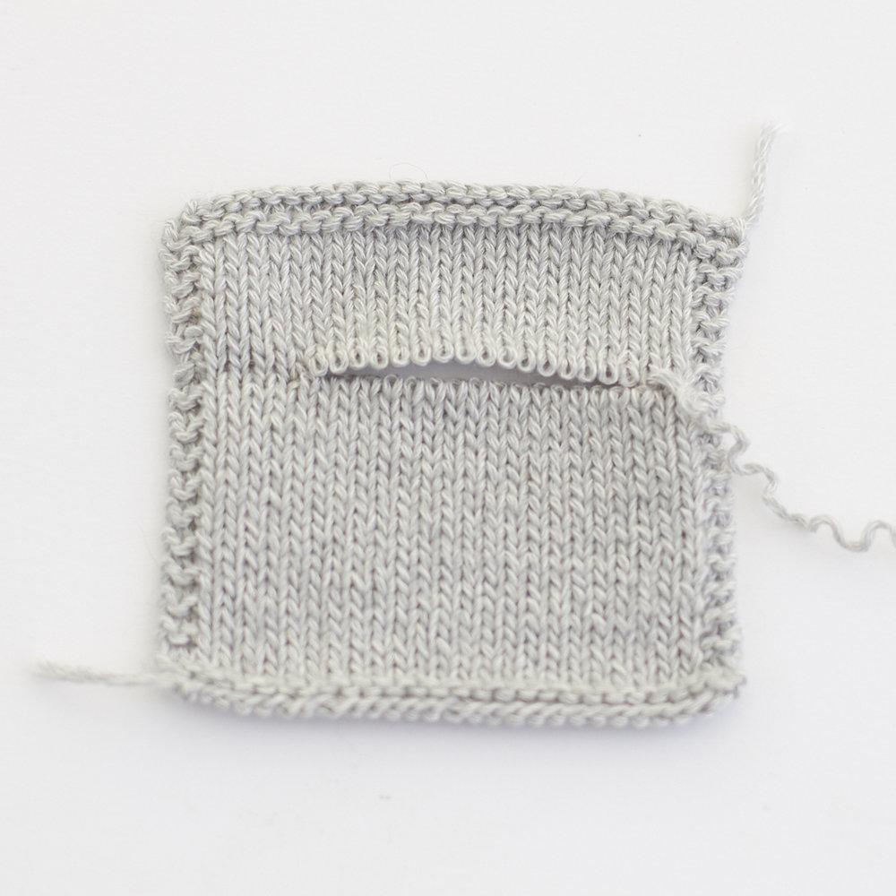 shorten knits