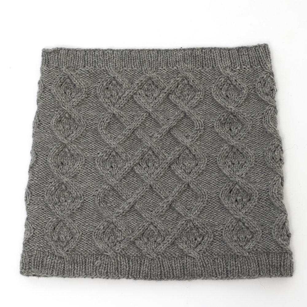 Brooklyn Tweed Sweetgrass cowl