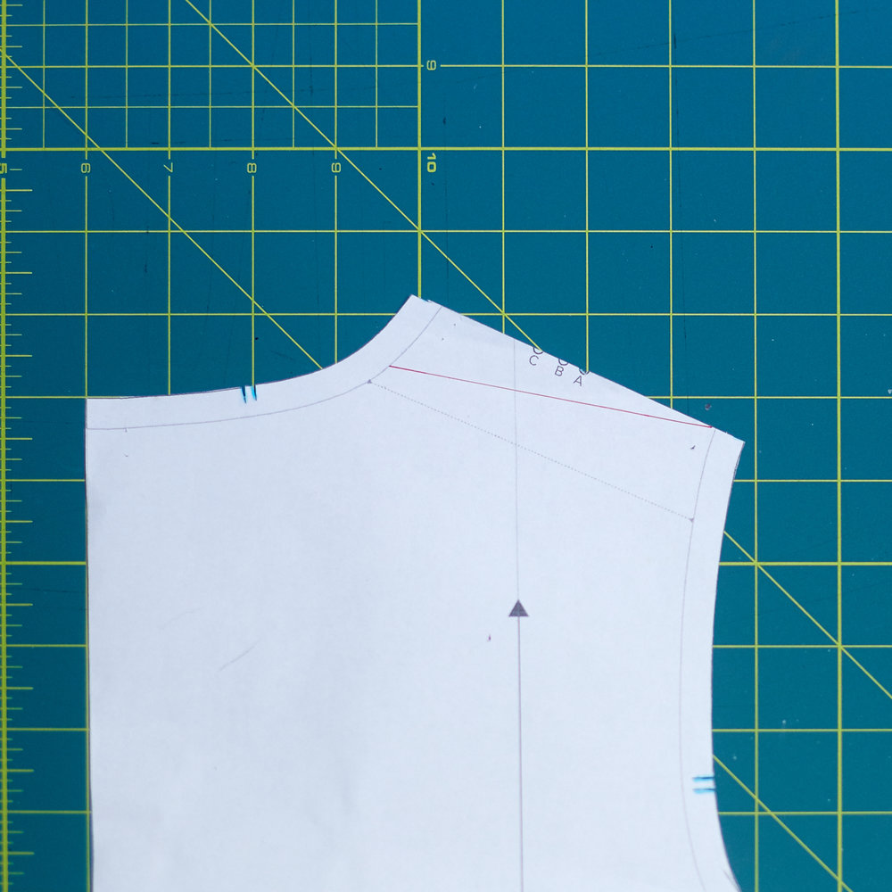T-shirt tutorial