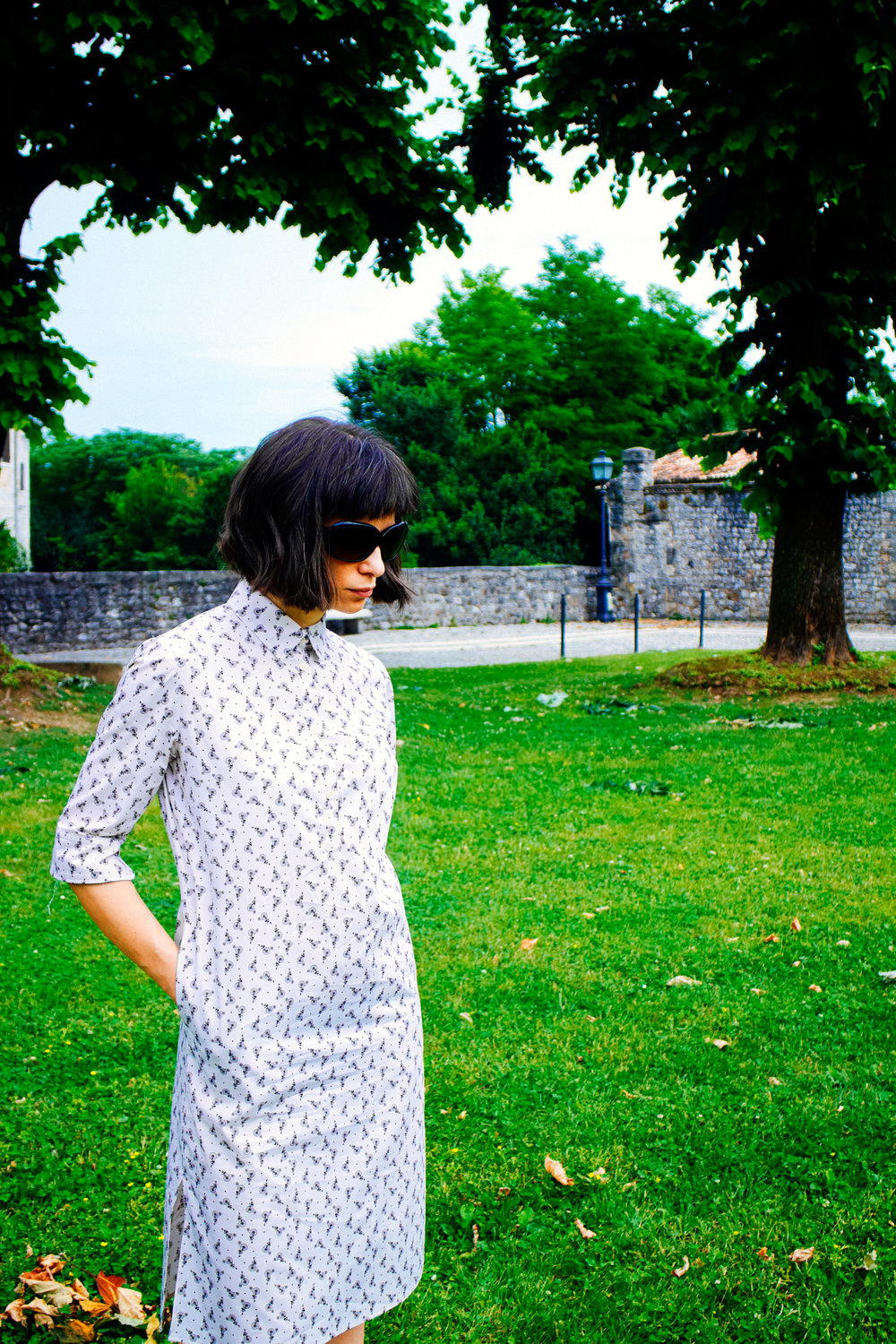 Katia Shirtdress