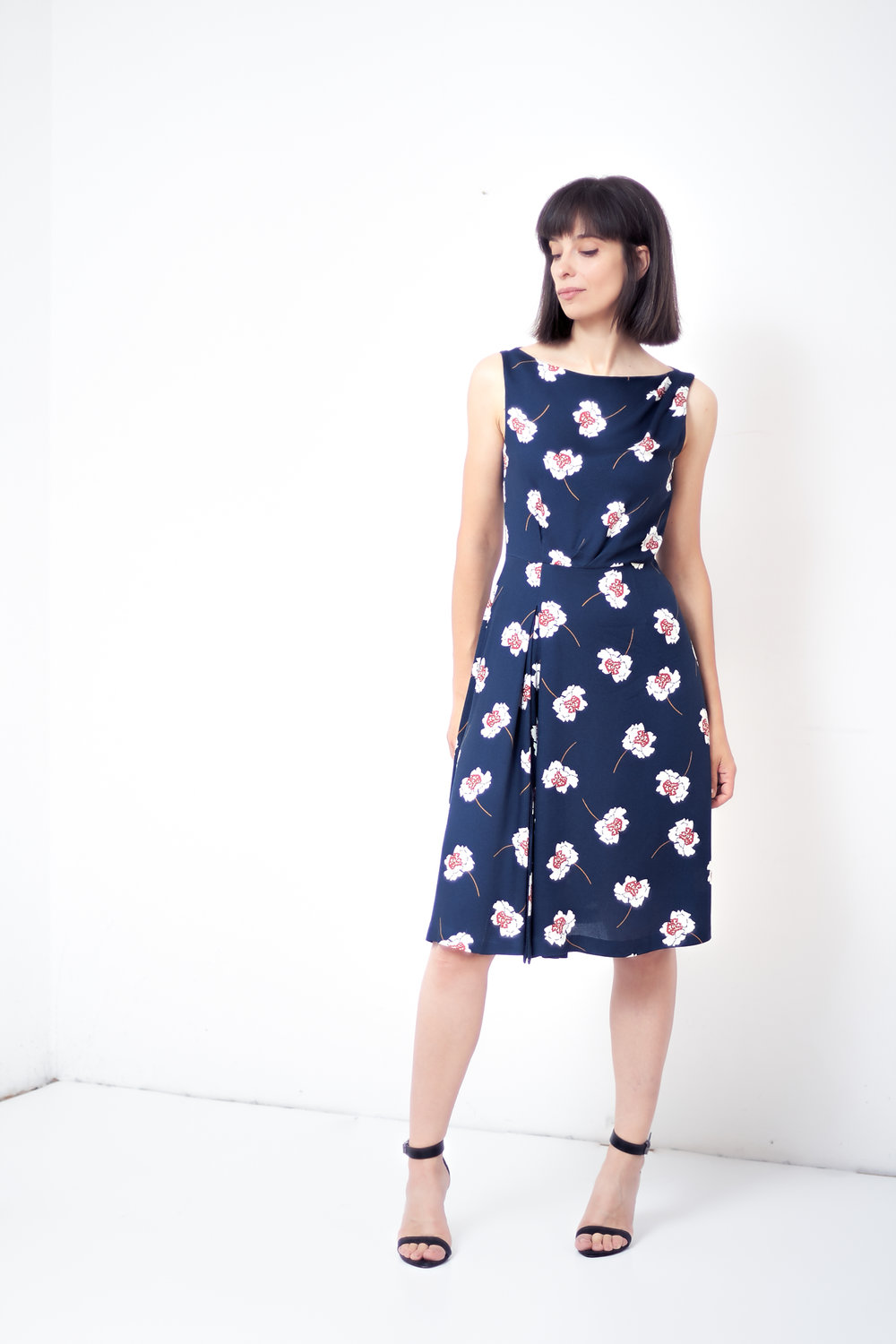 DIY Burda Dress