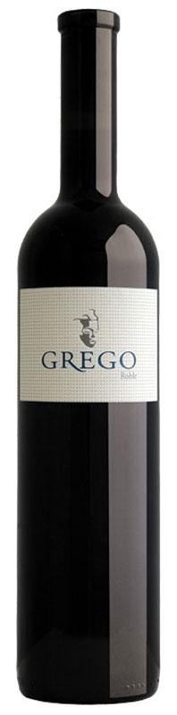Grego Roble 2013 es un gran vino tinto de la Denominación de Origen - D.O. Vinos de Madrid del año 2013, elaborado por la bodega Vinos Jeromín con dos variedades de uva, Tempranillo o Tinta del País y Syrah.