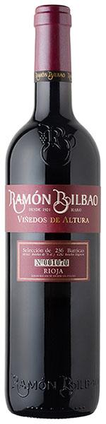 Vino Tinto Ramón Bilbao Viñedos de Altura 2012 - Rioja