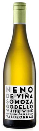 Vino Blanco Vina Somoza Neno 2014 - Denominación de Origen Vald