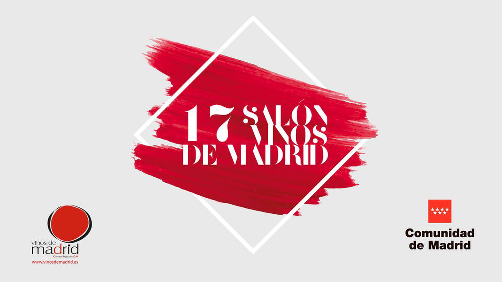 Cartel del 17 Salón Vinos de Madrid