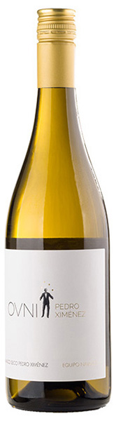 Vino Blanco Ovni Pedro Ximénez Seco DO Montilla - Moriles - Equ