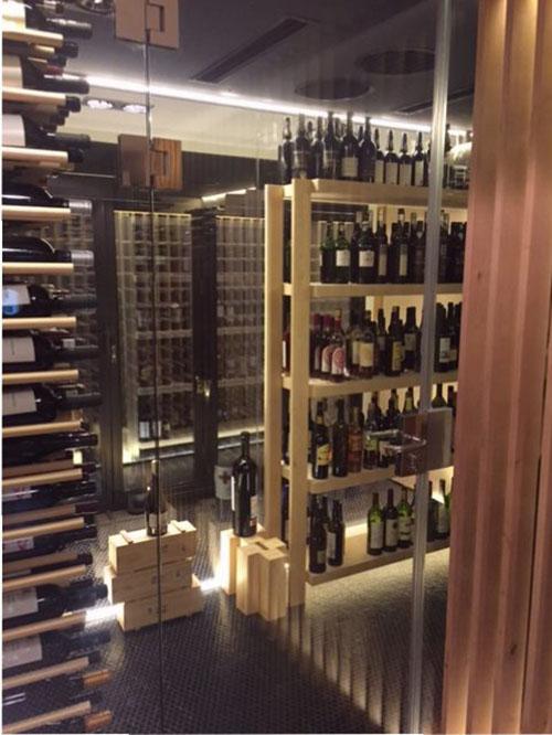 Bodega Restaurante Sant Celoni Madrid