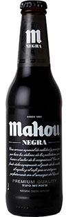 Cerveza Mahou Negra