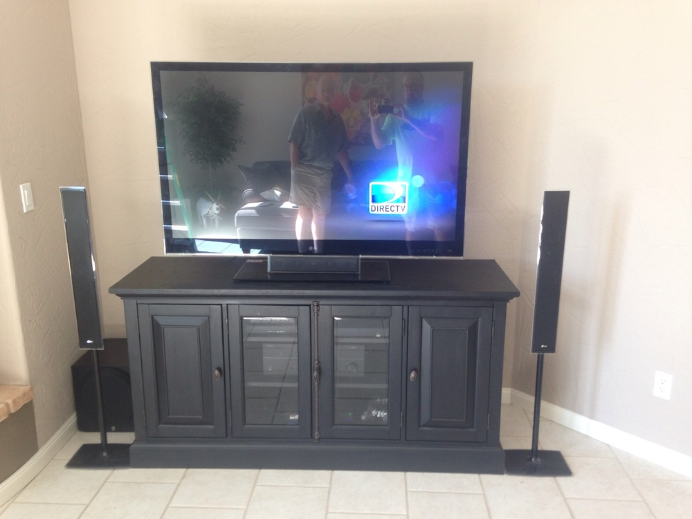 Set up a system with a new RXV-679 reciever and Direct TV