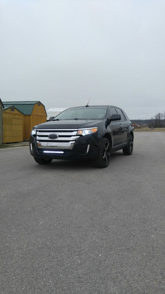 Upgraded Options Ford Edge Soundenvision Marshfield Mo Soundenvision