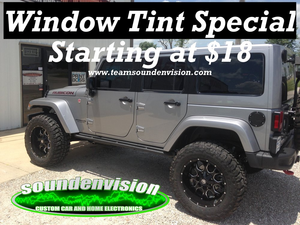 Window Tint Marshfield, Mo Special Serving Springfield, MO by Summit Web Goods Website Design
