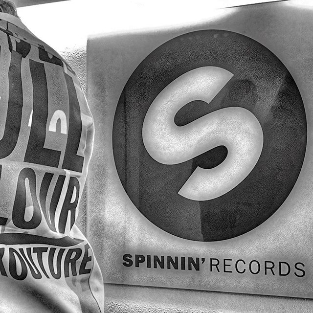 Great meeting at @spinninrecords #video #creative #film #music #videoproduction