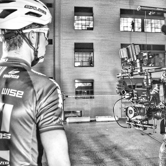 Last night 📽💥🚴🏼 #video #dji #cycling #media #creative #sony #fs5 #videoproduction #vydra #ronin