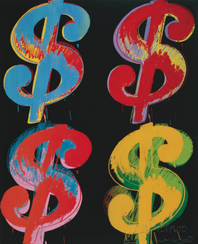 andy-warhol-four-dollar-signs-c-1982-blue-red-orange-yellow