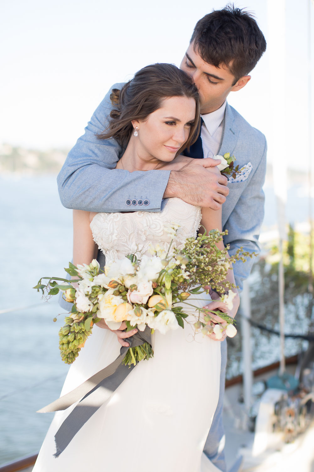 Sailboat Elopement