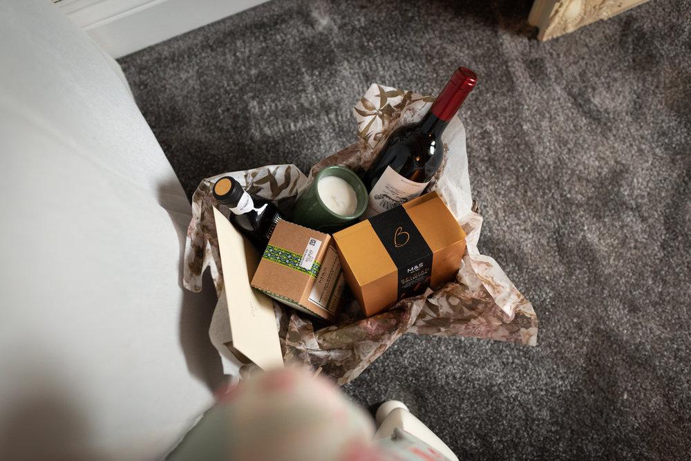 Wedding gifts - Powys Wedding Photography