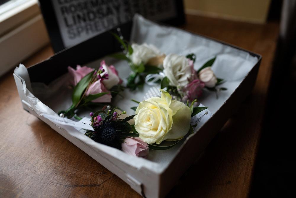 Wedding flowers - Powys Wedding Photography