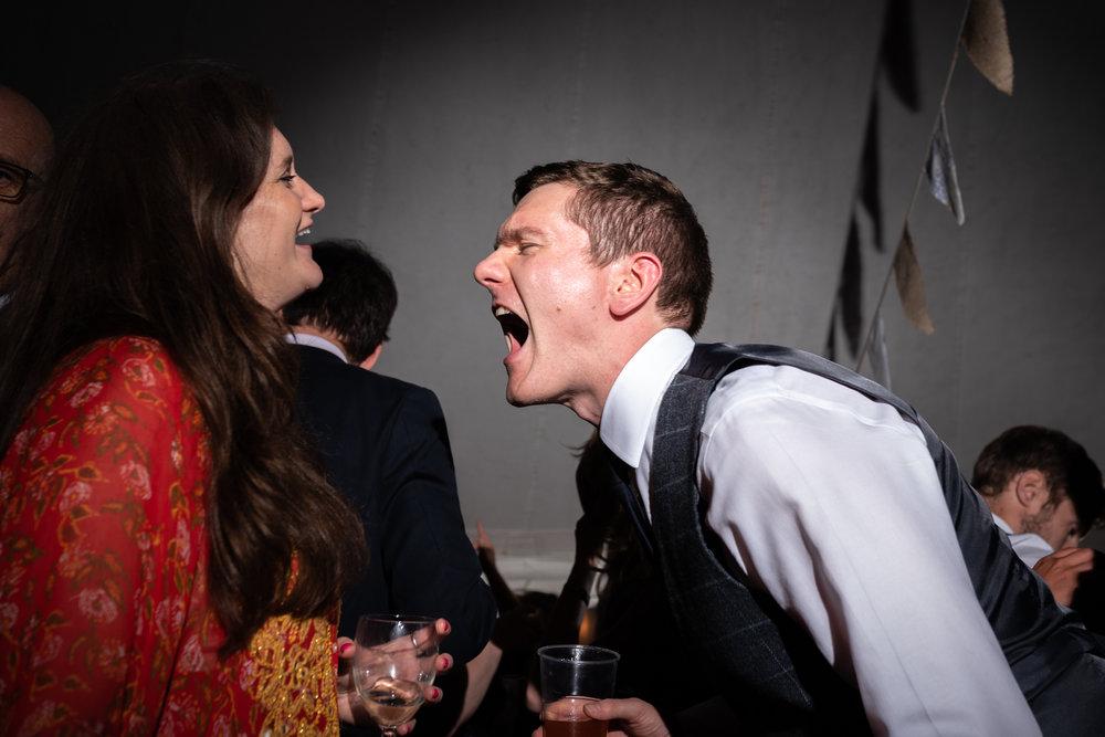 Wedding party - Powys Wedding Photography