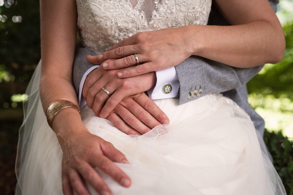 Copy of Bride & Groom Wedding Rings
