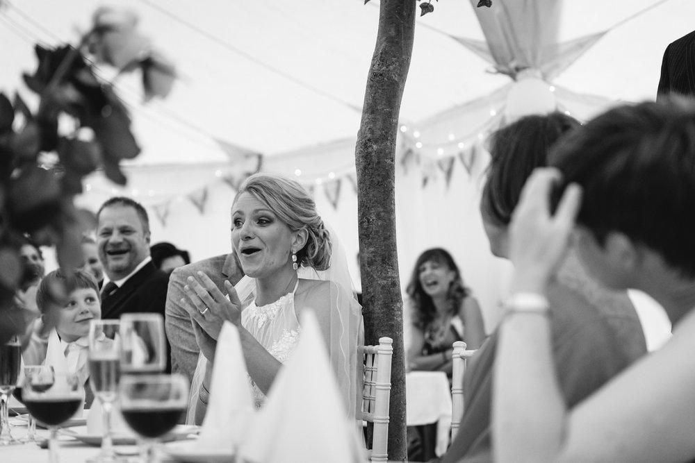 Copy of Bride during Wedding Speeches